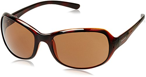 Fastrack UV Protection Oversized Women's Sunglasses (P180BR1FBrown)
