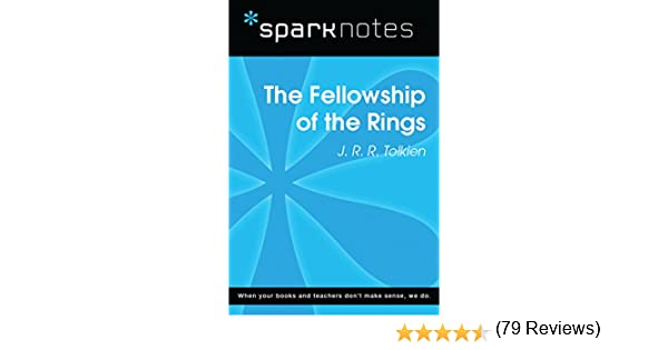 The Fellowship of the Ring (SparkNotes Literature Guide ...