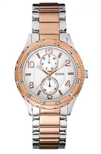 GUESS Two-Tone Ladies Watch W0442L4
