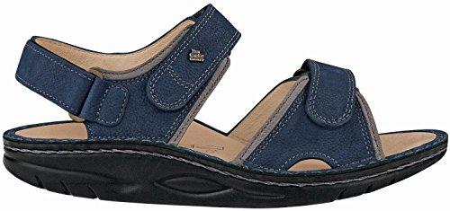 1561 Finn Yuma Comfort Nubuck Sandals Blau Womens twZzwqxa