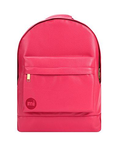Mi-Pac Women's Mini Tumbled Backpack In Fuchsia Pink by Mi-Pac