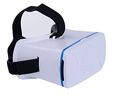 """Findbest Enhanced Version VR Virtual Reality Headset 3D Video Movie Game Glasses For 4""""-6"""" IOS Android Smartphones iPhone 6/6plus 5/5S Samsung Galaxy S6/Edge"""
