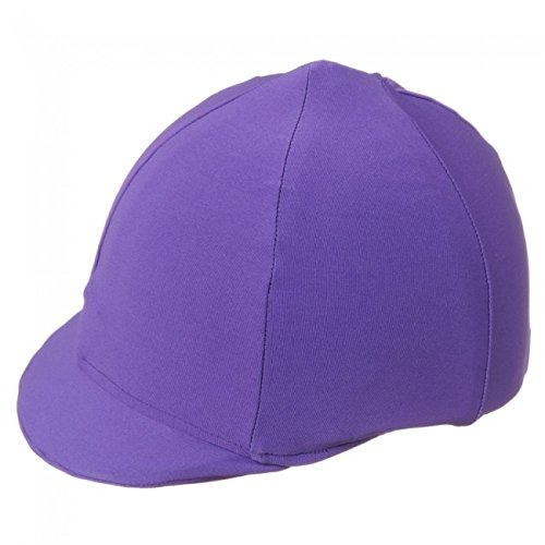 Purple Riding Helmet - 7