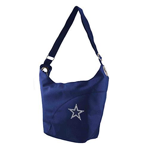 NFL Dallas Cowboys Color Sheen Hobo Purse