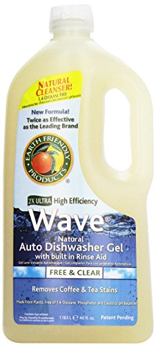 earth-friendly-products-wave-2x-ultra-high-efficiency-free-clear-auto-dishwasher-gel