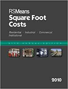 Rs Means Square Foot Costs 2010 Barbara Balboni