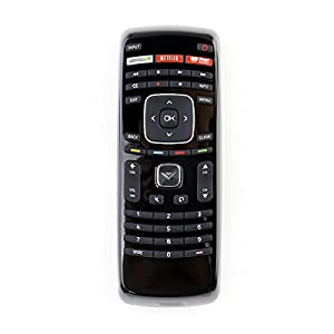 New XRT112 Remote Control fit for Vizio Smart Internet LED TV with Netflix / iHeart Radio APP Keys