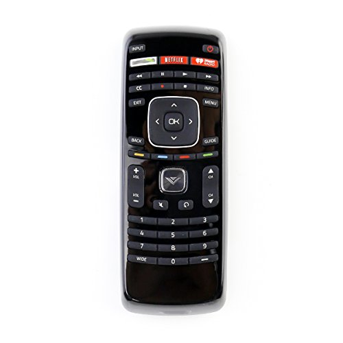 New XRT112 Remote Control fit for Vizio Smart Internet LED TV with Netflix/iHeart Radio APP Keys