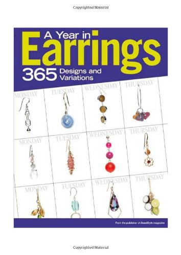 A Year in Earrings: 365 Designs and Variations ebook