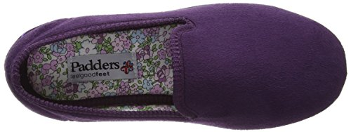 Purple Padders purple Repose Pantofole Donna t44IzBqTw
