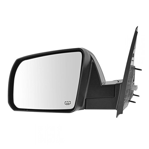 Mirror Power Heated Textured Cap LH Left Driver Side for 14-15 Toyota Tundra - Toyota Tundra Mirror Lh Driver