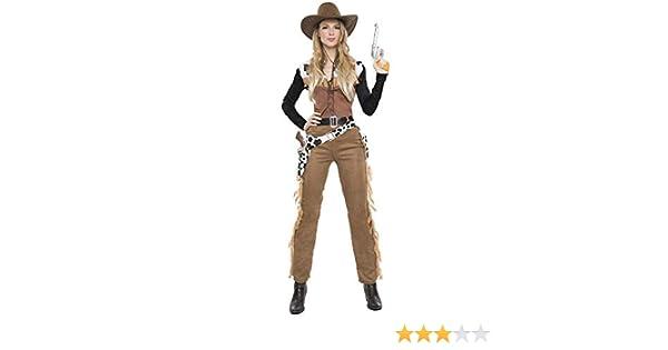 Car&Gus Disfraz de Vaquera Texas para Mujer: Amazon.es: Juguetes y ...