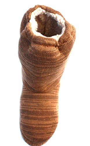 Slippers Chestnut Luckers Women's Booties B 56Xx6vwf4q