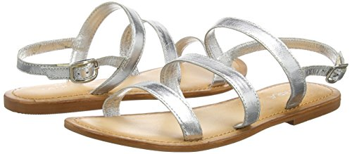 Sandals Strap Tantra Silver Sandalias Para Mujer qTzdc85w