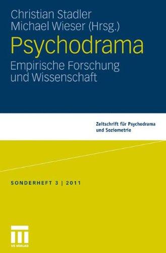 Psychodrama:: Empirische Forschung und Wissenschaft