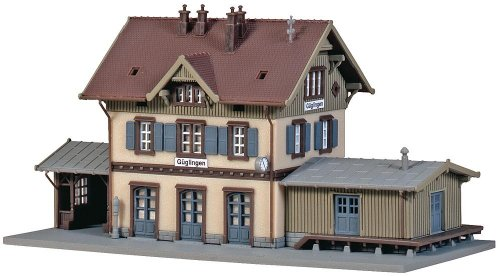 Faller 282707 Guglingen Station with Shed Z Scale Building for sale  Delivered anywhere in USA