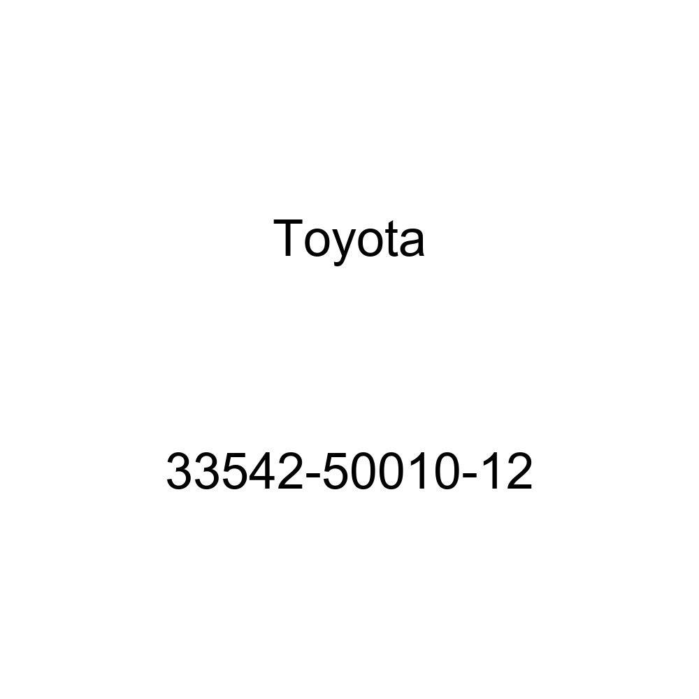 Toyota Genuine 33542-50010-12 Shift Lever Knob Sub Assembly
