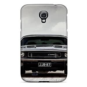 Dodge Challenger For Case Samsung Galaxy S4 I9500 Cover Protective Case