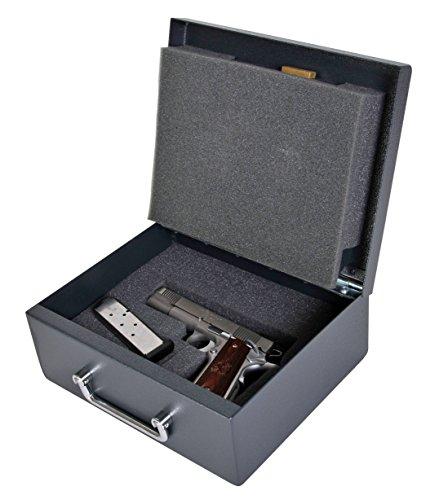 Amsec PS1210EZ Easy Carry Handgun Safe