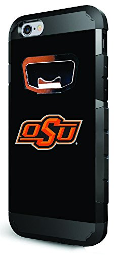 - NCAA Oklahoma State Cowboys Bottle Opener iPhone 6/6S Case, One Size, Team Color