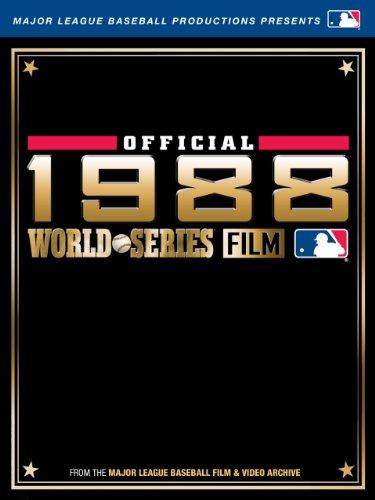 Nl Mvp Mlb Baseball - MLB Official 1988 World Series Film