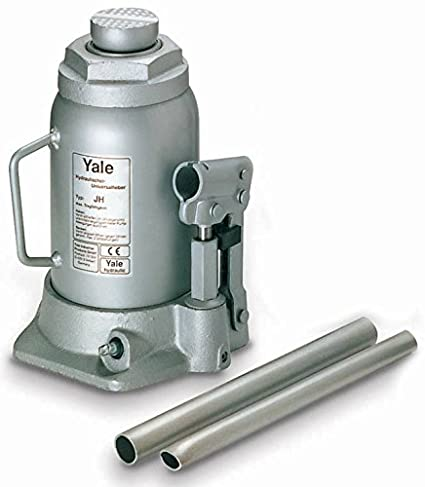 Yale Yale JH-2B  Bottle Jack, 2.0t Universal Bottle Jack, JH-2B, 2.0 t AMZ1023410