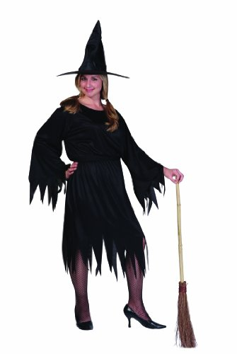 Classic Witch Costume Plus Size