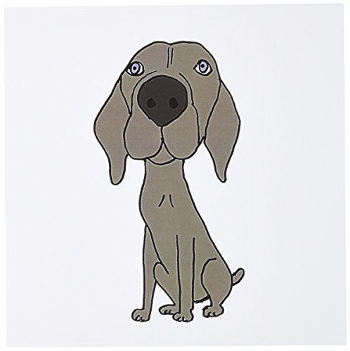 er Puppy Dog Cartoon Greeting Cards, Set of 12 (gc_200123_2) ()