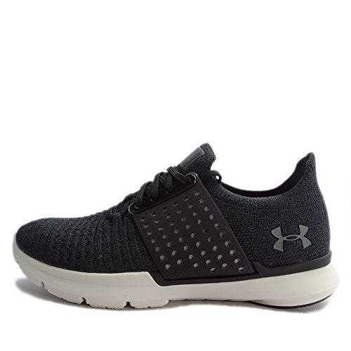Under Armour Speed Forma SLIN gwrap Women gris oscuro, BLACK // WHITE