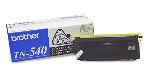 Brother TN540 Black Toner Cartridge - Retail Packaging
