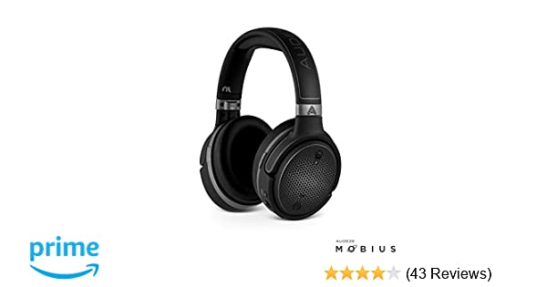 f57182255a1 Audeze Mobius Premium 3D Gaming Headset with Surround Sound, Head Tracking  and Bluetooth. Over-Ear Gaming Headphones for PCs, Playstation 4 and Others.