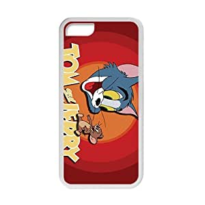 Wish-Store Tom and jerry Phone case for iPhone 5c Kimberly Kurzendoerfer