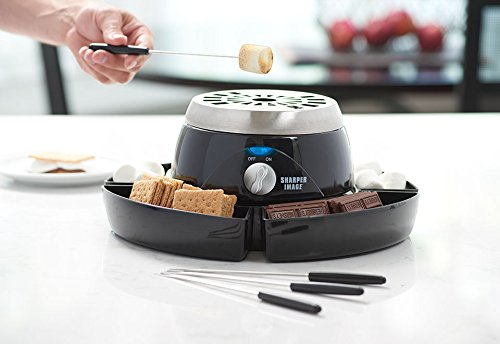 - Sharper Image Electric S'mores Maker