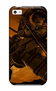 Hot Fashion JUsqkoY22301BRsRh Design Case Cover For Iphone 5c Protective Case (attack On Titan)
