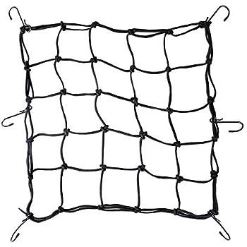 Amazon Com Powertye 50152 Black 15 Quot X15 Quot Cargo Net