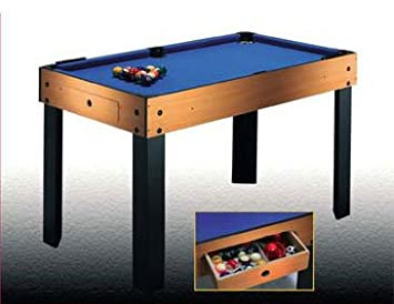 Superieur BCE 4 In 1 Games Table   Pool, Air Hockey, Table Tennis U0026 Table