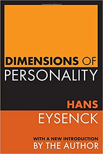 amazon dimensions of personality hans eysenck personality