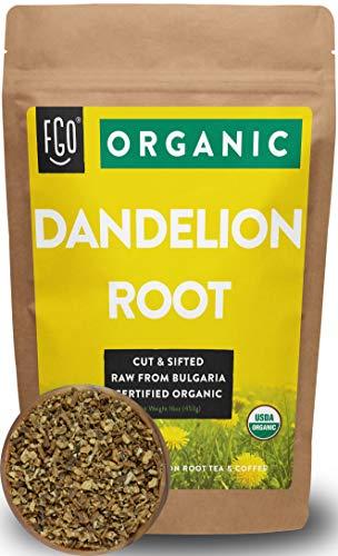 dandelion root roasted granules - 5