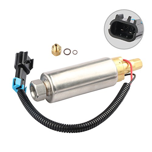 - MOSTPLUS Electric Fuel Pump For Mercury Mercruiser MARINE Boat 4.3 5.0 5.7 V6 V8 carb 861155A3 861155A 3 SIERRA 18-8868