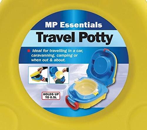 para ni/ños y ni/ños coche y camping vacaciones Asiento orinal port/átil para inodoro para viajes MP Essentials