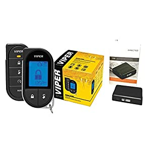 Click & ADD Viper 5706V 2-Way LCD Alarm & Remote Car Starter 1 Mile Range & Directed DB3 XPressKit DEI Databus ALL Combo Bypass/Door Lock Interface Bundle Package