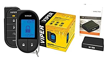 Amazon.es: Viper 5706 V 2 Vías LCD Alarma & Remote Car ...