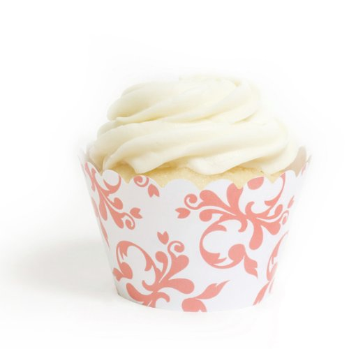Dress My Cupcake Filigree Wrappers