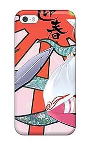 Andrew Cardin's Shop New Style amaterasu animal ears Anime Pop Culture Hard Plastic iPhone 5/5s cases 1772258K349808118