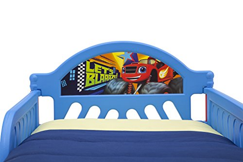 Delta Children Plastic Toddler Bed, Disney The Lion King 4