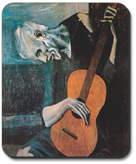 the old guitarist picasso