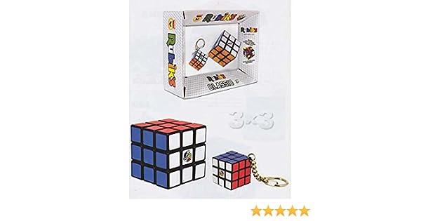 Rubiks - Rubick´s Classic 397233043. Pack Cubo Rubick y Llavero.: Amazon.es: Juguetes y juegos