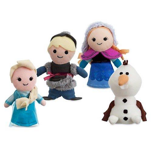 Disney Frozen Finger Puppet Set