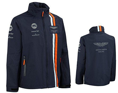 Amazon Com Aston Martin Gulf Team Jacket 2013 Sml Sports Outdoors