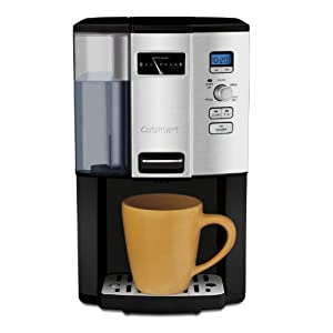 Cuisinart DCC-3000 Coffee-on-Demand 12-Cup Programmable Coffeemaker